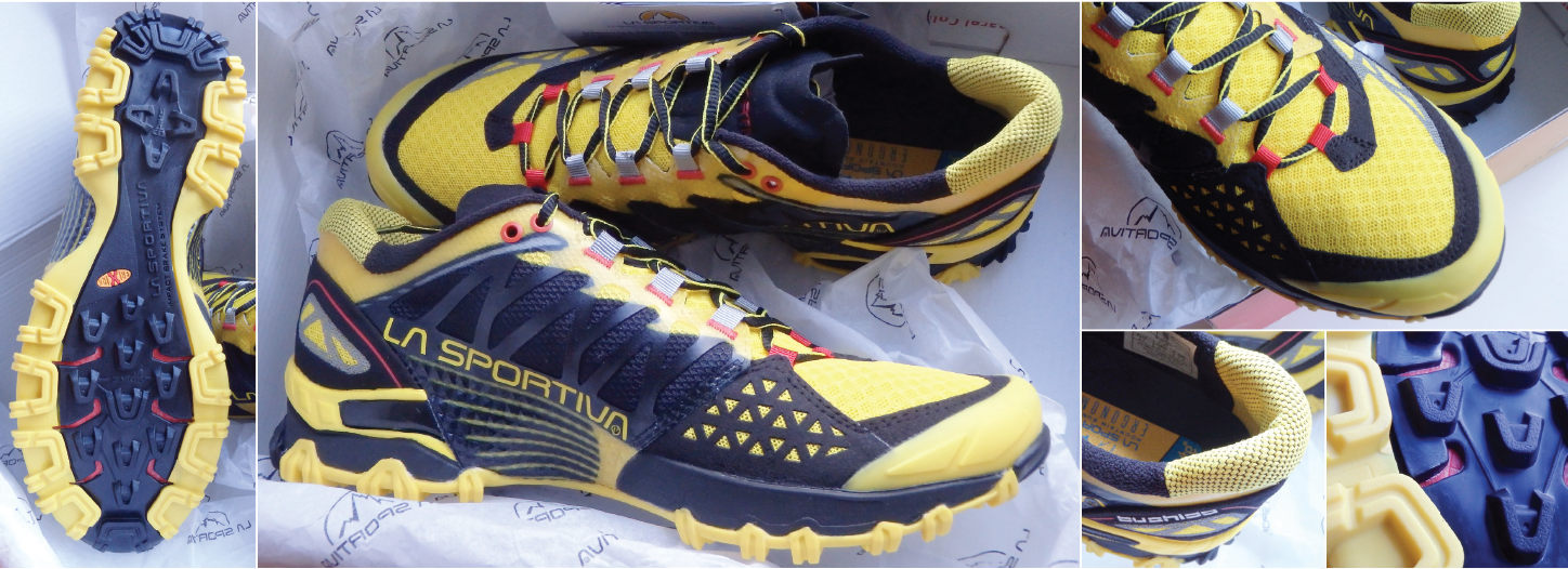 La Sportiva Bushido swimrun shoe review details