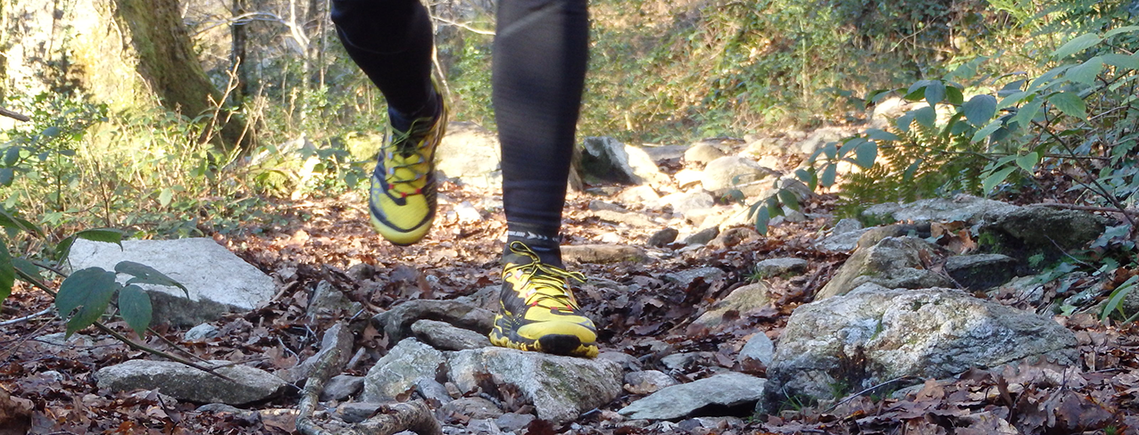 La Sportiva Bushido Swimrun shoe review running in snowdonia